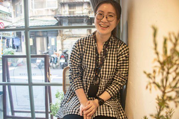 Girl engineer Hannah_Akatsuki Taiwan
